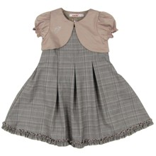 Платье и Болеро для девочки POLIN (код товара: 1210)