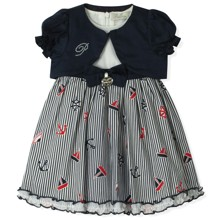 Платье и Болеро для девочки POLIN (код товара: 1213)