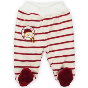 Утепленные велюровые ползунки для мальчика Flexi (код товара: 1421): купить в Berni