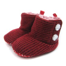 Пинетки-сапожки для девочки Mothercare (код товара: 1635)