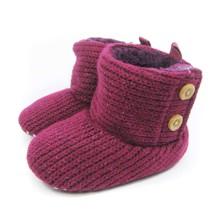 Пинетки-сапожки для девочки Mothercare (код товара: 1637)