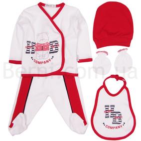Набор для новорожденного мальчика Flexi оптом (код товара: 1828): купить в Berni