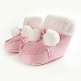 Пинетки-сапожки для девочки Mothercare (код товара: 1833): купить в Berni
