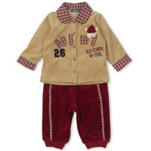 Велюровый костюм для мальчика Flexi (код товара: 1888)