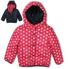 Двусторонняя куртка для девочки ZA*RA (код товара: 1998)