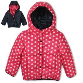 Двусторонняя куртка для девочки ZA*RA (код товара: 1998): купить в Berni