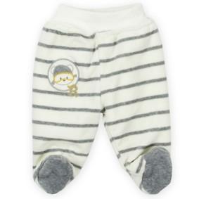 Утепленные велюровые ползунки для мальчика Flexi (код товара: 2070): купить в Berni