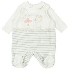 Нарядный велюровый комплект для девочки Baby Rose оптом (код товара: 2245): купить в Berni