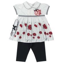Комплект 3 в 1 для девочки Baby Rose (код товара: 2540)