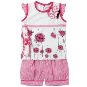 Комплект 3 в 1 для девочки Baby Rose оптом (код товара: 2556): купить в Berni