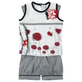 Комплект 3 в 1 для девочки Baby Rose оптом (код товара: 2557): купить в Berni