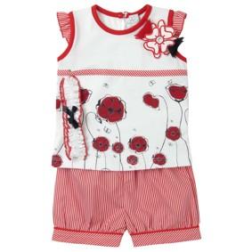 Комплект 3 в 1 для девочки Baby Rose оптом (код товара: 2558): купить в Berni