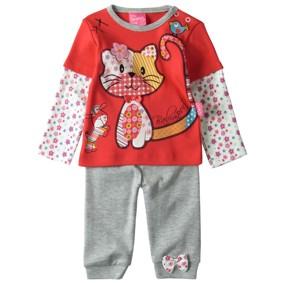 Костюм 2 в 1 для девочки Baby Sport (код товара: 2512): купить в Berni