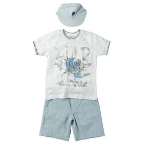 Костюм 4 в 1 для мальчика Baby Rose оптом (код товара: 2566): купить в Berni
