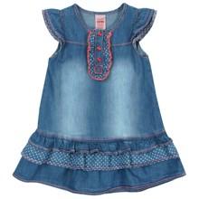 Джинсовое платье для девочки Sani (код товара: 2688)