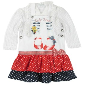 Комплект 2 в 1 для девочки Baby Rose оптом (код товара: 2601): купить в Berni