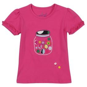 Футболка для девочки Jumping Beans (код товара: 2770): купить в Berni
