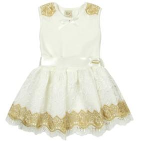 Нарядное платье для девочки Lilax (код товара: 2731): купить в Berni