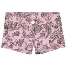 Джинсовые шорты для девочки Sani оптом (код товара: 2864)