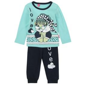 Костюм 2 в 1 для девочки Baby Sport (код товара: 2844): купить в Berni