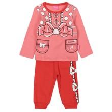 Костюм 2 в 1 для девочки Baby Sport (код товара: 2851)
