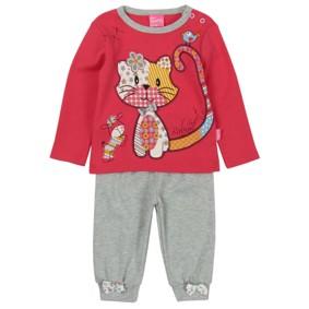 Костюм 2 в 1 для девочки Baby Sport оптом (код товара: 2855): купить в Berni