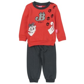 Костюм 2 в 1 для девочки Baby Sport оптом (код товара: 2858): купить в Berni