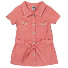 Джинсовое платье для девочки Sani оптом (код товара: 2905)