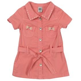 Джинсовое платье для девочки Sani (код товара: 2905): купить в Berni
