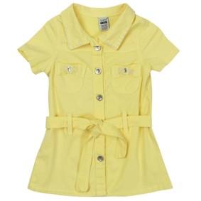 Джинсовое платье для девочки Sani (код товара: 2906): купить в Berni