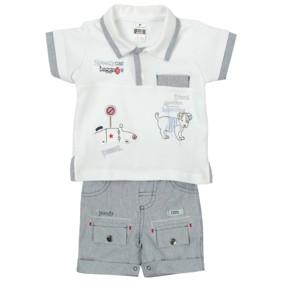 Комплект 2 в 1 для мальчика Caramell (код товара: 2926): купить в Berni