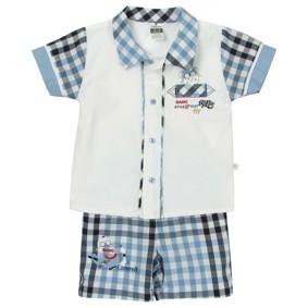 Комплект 2 в 1 для мальчика Caramell (код товара: 2927): купить в Berni
