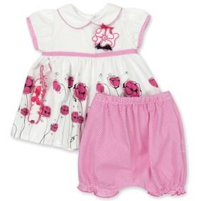 Комплект 3 в 1 для девочки Baby Rose оптом (код товара: 2963): купить в Berni