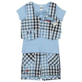 Комплект 3 в 1 для мальчика Caramell (код товара: 2932): купить в Berni