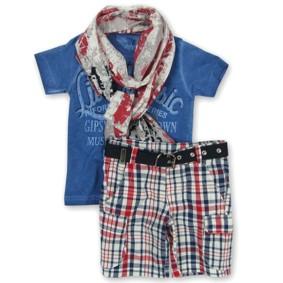 Костюм 4 в 1 для мальчика Baby Rose (код товара: 2973): купить в Berni