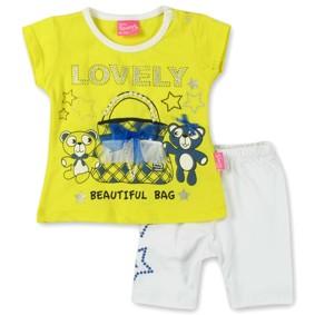 Костюм 2 в 1 для девочки Baby Sport (код товара: 3022): купить в Berni