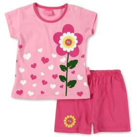 Костюм 2 в 1 для девочки Baby Sport (код товара: 3030): купить в Berni