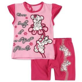 Костюм 2 в 1 для девочки Baby Sport (код товара: 3072): купить в Berni