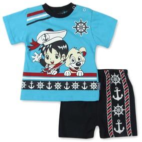 Костюм 2 в 1 для мальчика Baby Sport оптом (код товара: 3023): купить в Berni