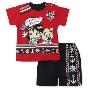 Костюм 2 в 1 для мальчика Baby Sport оптом (код товара: 3024): купить в Berni