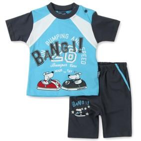 Костюм 2 в 1 для мальчика Baby Sport (код товара: 3025): купить в Berni