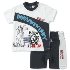 Костюм 2 в 1 для мальчика Baby Sport оптом (код товара: 3026): купить в Berni