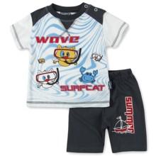 Костюм 2 в 1 для мальчика Baby Sport (код товара: 3031)