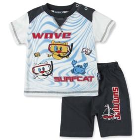 Костюм 2 в 1 для мальчика Baby Sport (код товара: 3031): купить в Berni