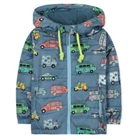 Куртка-ветровка утепленная на флисе для мальчика (код товара: 30616): купить в Berni