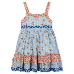 Платье для девочки (код товара: 30681): купить в Berni