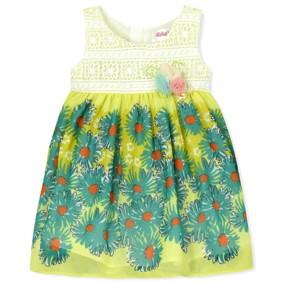 Платье для девочки (код товара: 30697): купить в Berni