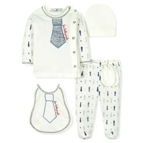 Комплект 5 в 1 для новорожденного мальчика оптом (код товара: 30770): купить в Berni