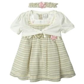 Комплект 3 в 1 для девочки Baby Rose оптом (код товара: 3142): купить в Berni