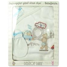 Набор 5 в 1 для новорожденного Bebitof  оптом (код товара: 3160)